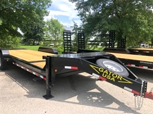 Bobcat Trailer Tilt Bed 16k