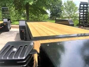 Bobcat Trailer Tilt Bed 16k