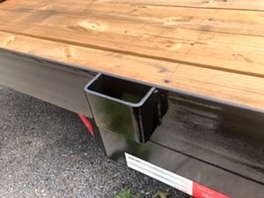 Bobcat Trailer with Ramps