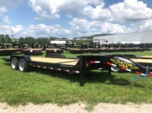 14k Tilt Bed Bobcat Trailer 14k Tilt Bed Bobcat Trailer. With 16in tires, work lights, and extra large toolbox.