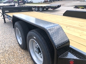 Heavy Duty Bobcat Trailer