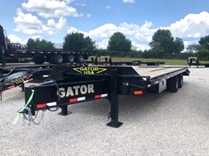 10 Ton Bobcat Trailer  10 Ton Bobcat Trailer. Pintle Bobcat.