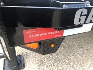 10 Ton Bobcat Trailer