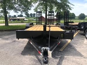 Bobcat Trailer 14k With Ramps