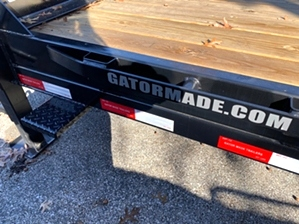 Bobcat Trailer Aardvark 14k with Ramps