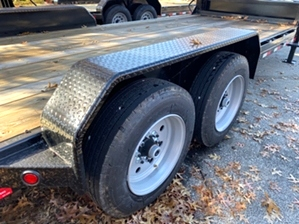 Bobcat Trailer Aardvark with Ramps 16k
