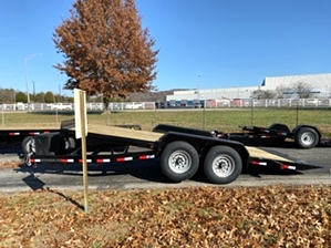 Bobcat Tilt Equipment Trailer 14000