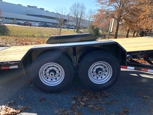 Bobcat Tilt Equipment Trailer 14000 Bobcat Tilt Equipment Trailer 14000. Tiltbed with 7,000 pound dexter axles.