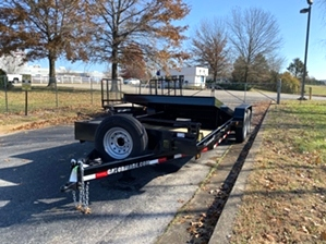 Bobcat Trailer Tilt Bed 14k