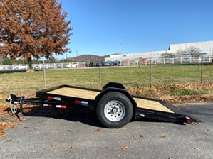 Bobcat Trailer Single Axle Tilt Bed
