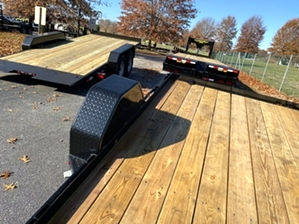 Bobcat Trailer Single Axle Tilt Bed