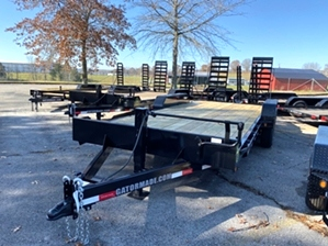 Bobcat Trailer With Tube Frame Bobcat Trailer With Tube Frame. heavy duty tube frame design, extra wide loading ramps, and dexter axles.