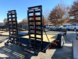 Bobcat Trailer With Tube Frame
