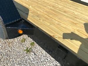 Bobcat Trailer Low Profile