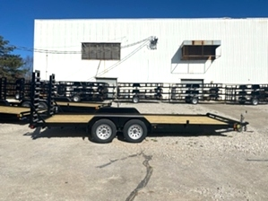 Bobcat Trailer Low Profile